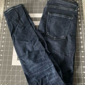 Citizens of Humanity 'Rocket' Blue Skinny Jeans
